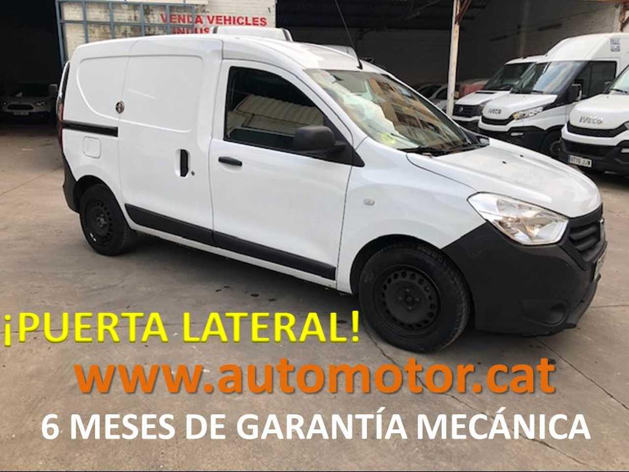 Dacia Dokker  Van Van 1.5dCi Ambiance 55kW - GARANTIA MECANICA  - Foto 1