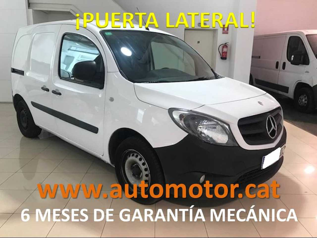 Mercedes Citan Furgón 109 CDI Compacto -  GARANTIA MECANICA  - Foto 1