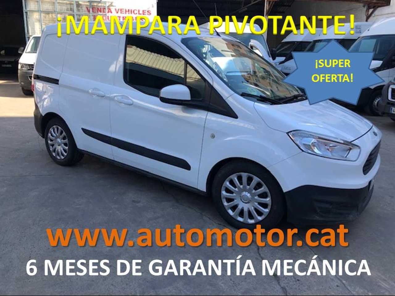 Ford Transit  Courier Van 1.5TDCi Trend 75 - GARANTIA MECANICA  - Foto 1