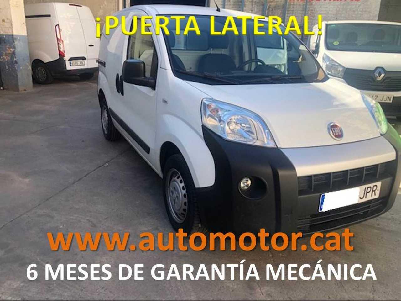 Fiat Fiorino Cargo Cargo 1.3Mjt Clase 2 75 E5  - GARANTIA MECANICA  - Foto 1