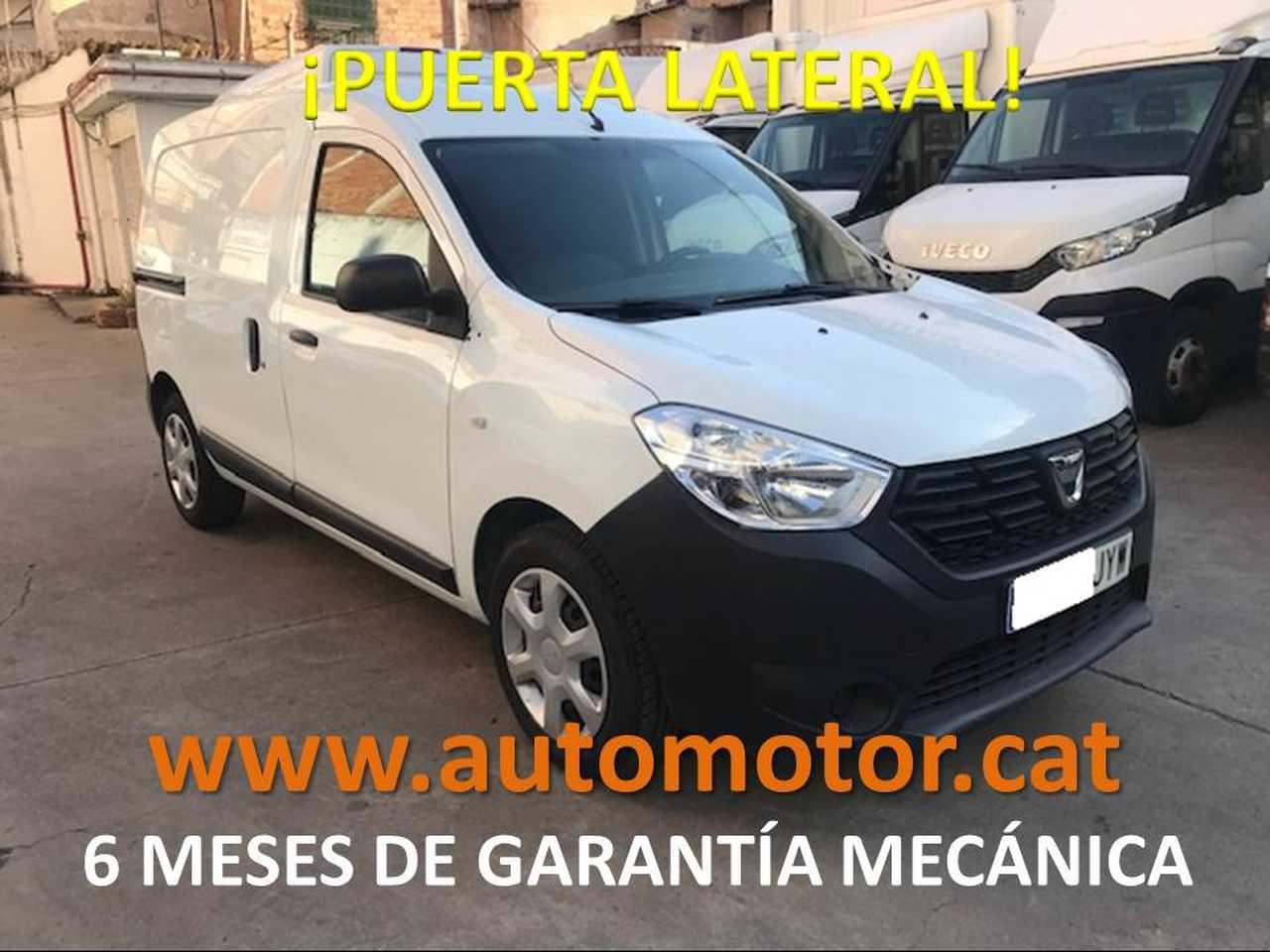 Dacia Dokker  Van Van 1.5dCi Ambiance - GARANTIA MECANICA  - Foto 1