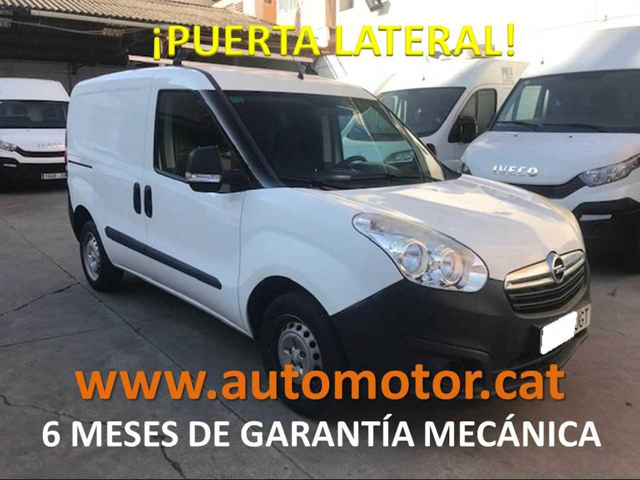 Opel Combo 1.3CDTI Cargo L1H1 90 - GARANTIA MECANICA  - Foto 1