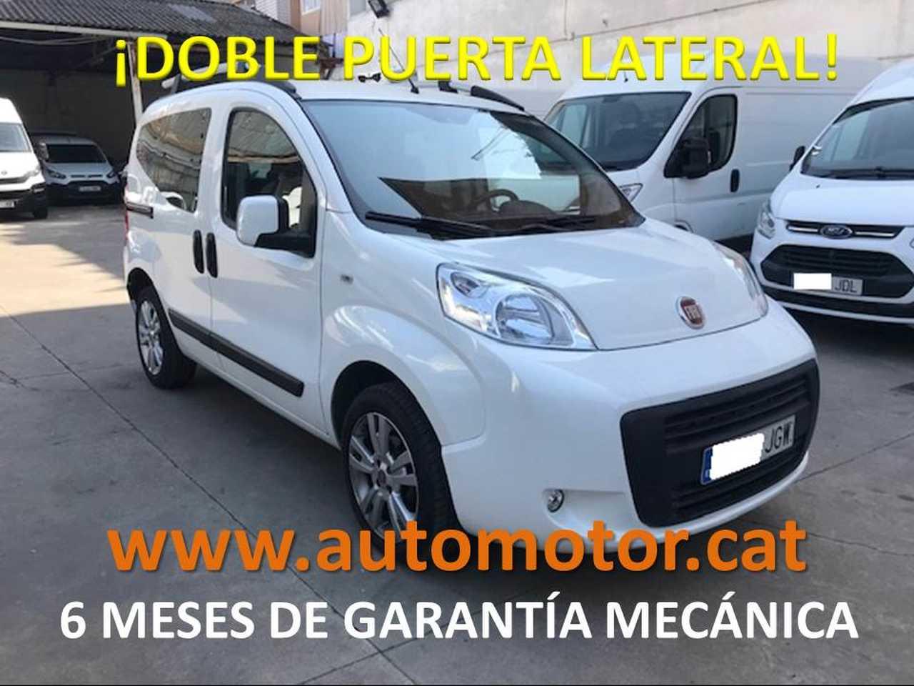 Fiat Qubo Fiorino  1.3Mjt Dynamic E5+ - GARANTIA MECANICA  - Foto 1