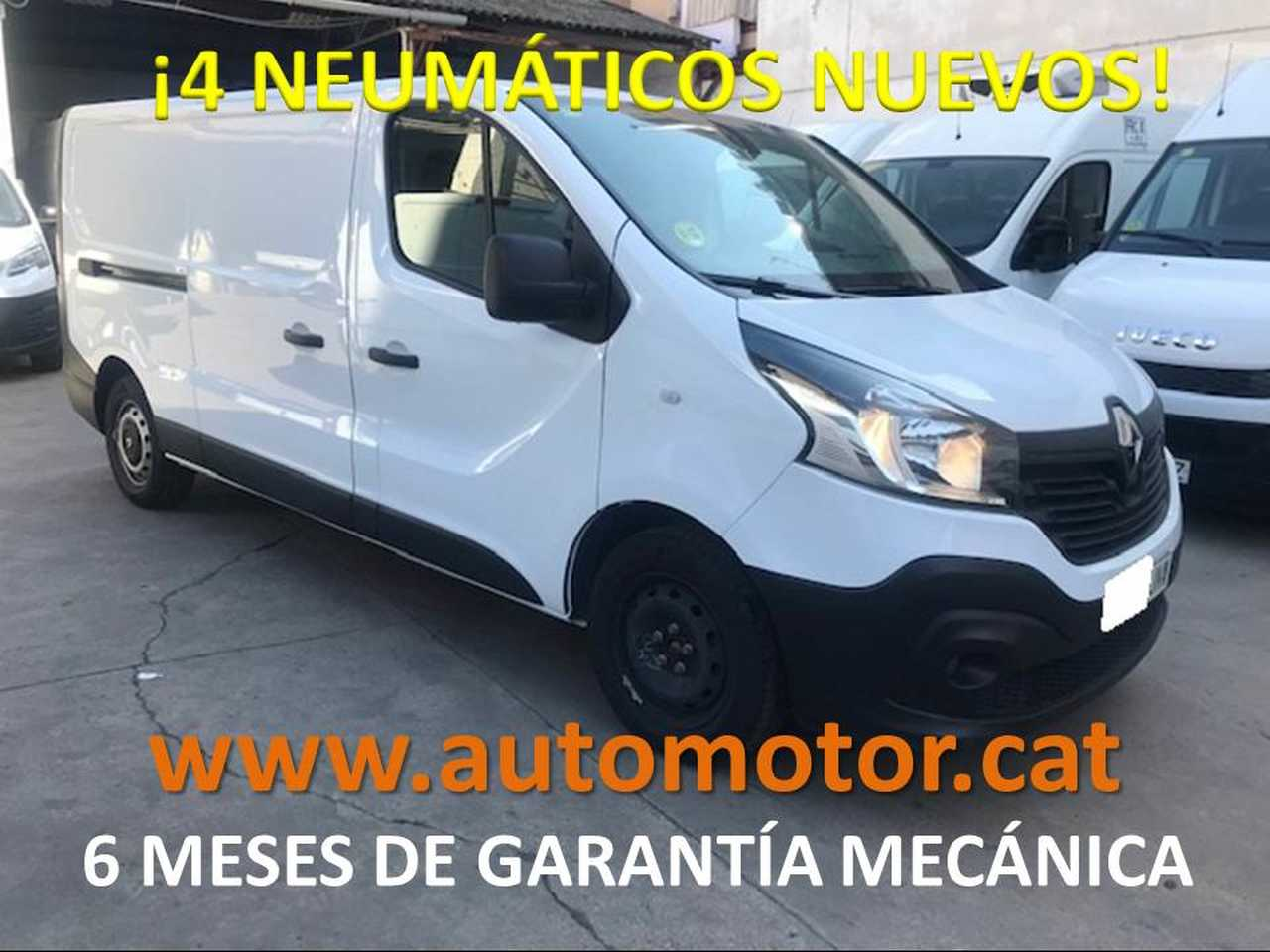 Renault Trafic Furgón 29 L2H1 dCi - GARANTIA MECANICA  - Foto 1