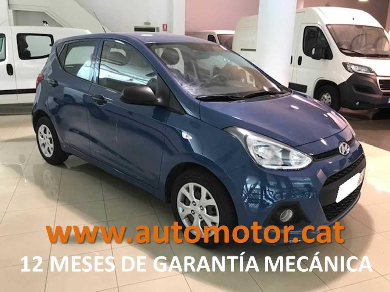 Hyundai i10 1.0 Klass - GARANTIA MECANICA  - Foto 1