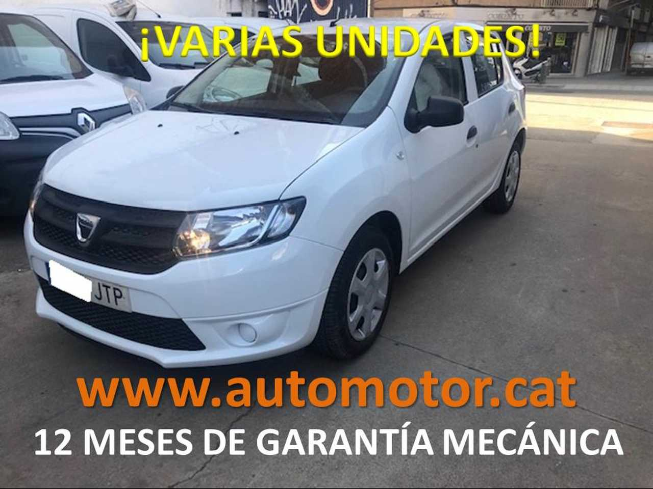 Dacia Sandero 1.5dCi Ambiance - GARANTIA MECANICA  - Foto 1