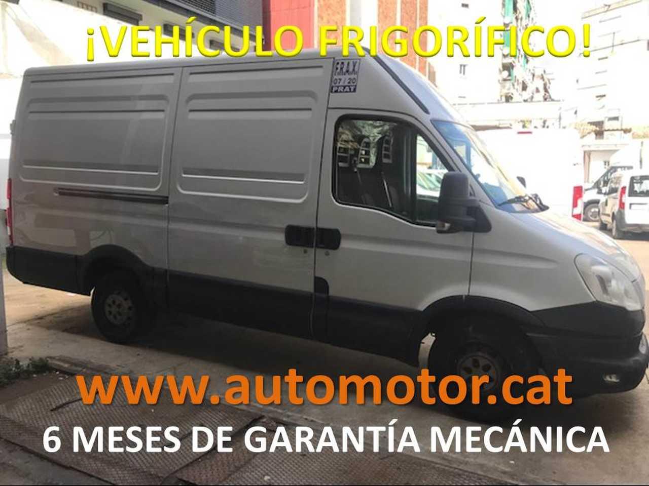 Iveco Daily 35 S 13 L2H2 FRIGORIFICO - GARANTIA MECANICA  - Foto 1