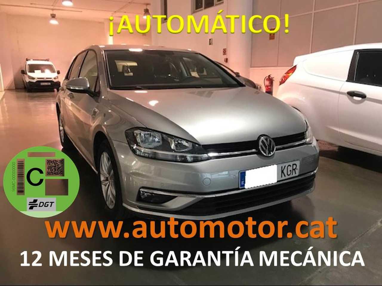 Volkswagen Golf 1.4 TSI Advance DSG7 - GARANTIA FÁBRICA 01/2020  - Foto 1