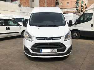 Ford Transit Custom FT 270 L1 Van Trend 125 CONGELACION - GARANTIA MECANICA  - Foto 2