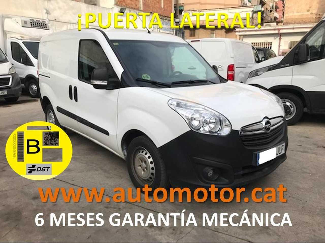 Opel Combo Furgon 1.3CDTI Cargo L1H1 90 - GARANTIA MECANICA  - Foto 1