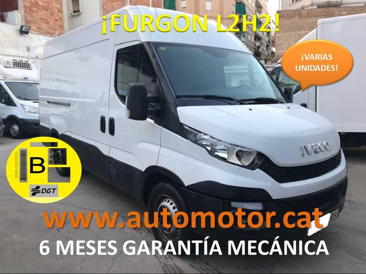 Iveco Daily Furgón 35S13 L2H2 12.0 - GARANTIA MECANICA  - Foto 1