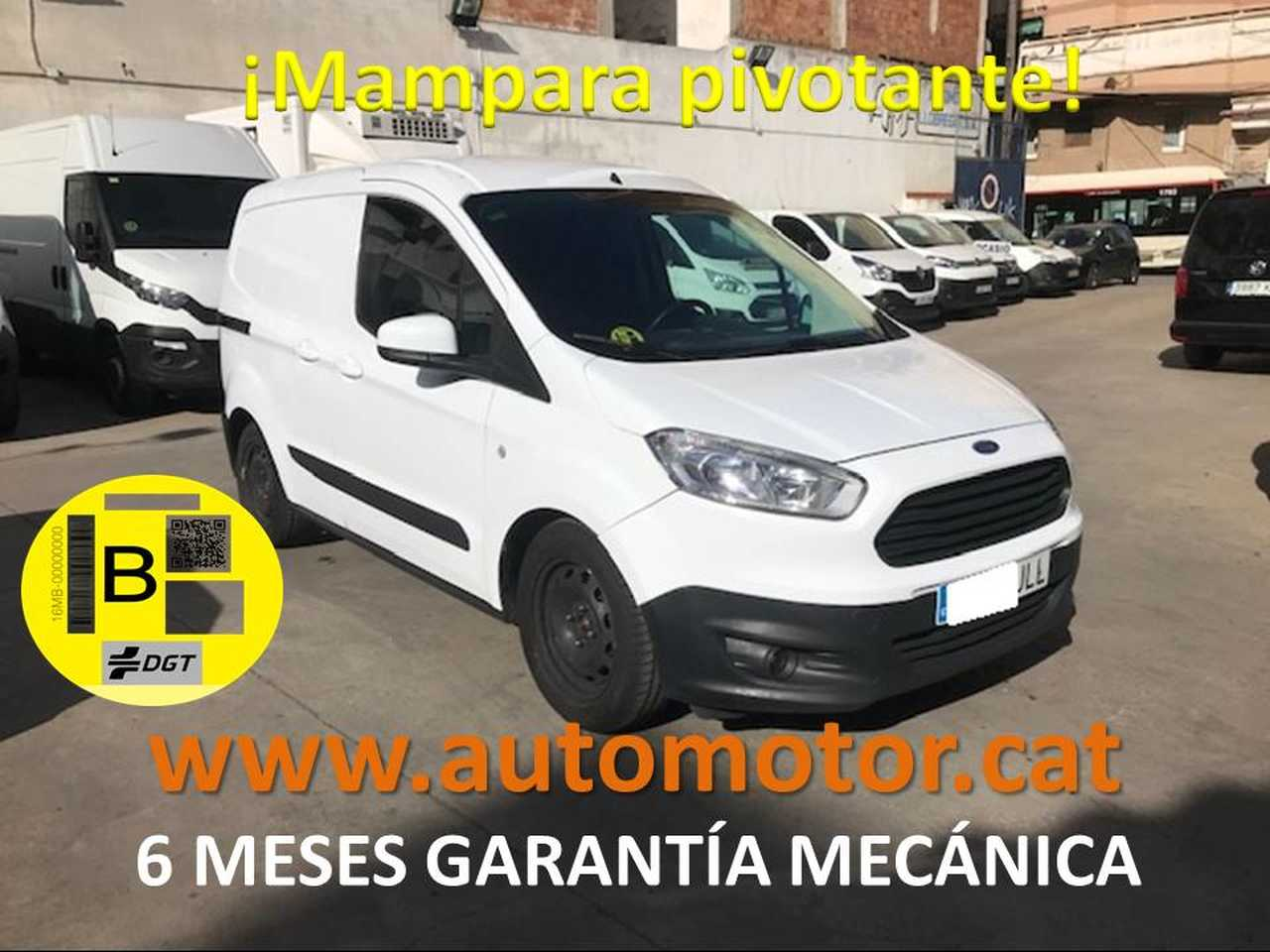 Ford Transit  Courier Van 1.5TDCi Trend 95 - GARANTIA MECANICA  - Foto 1