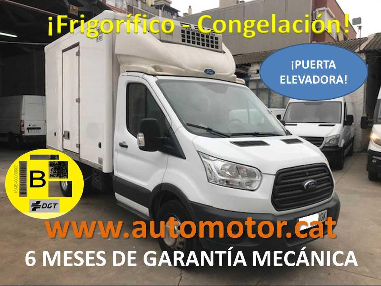 Ford Transit FT 350 L2 Van Trend Tracción Trasera 155 - GARANTIA MECANICA  - Foto 1