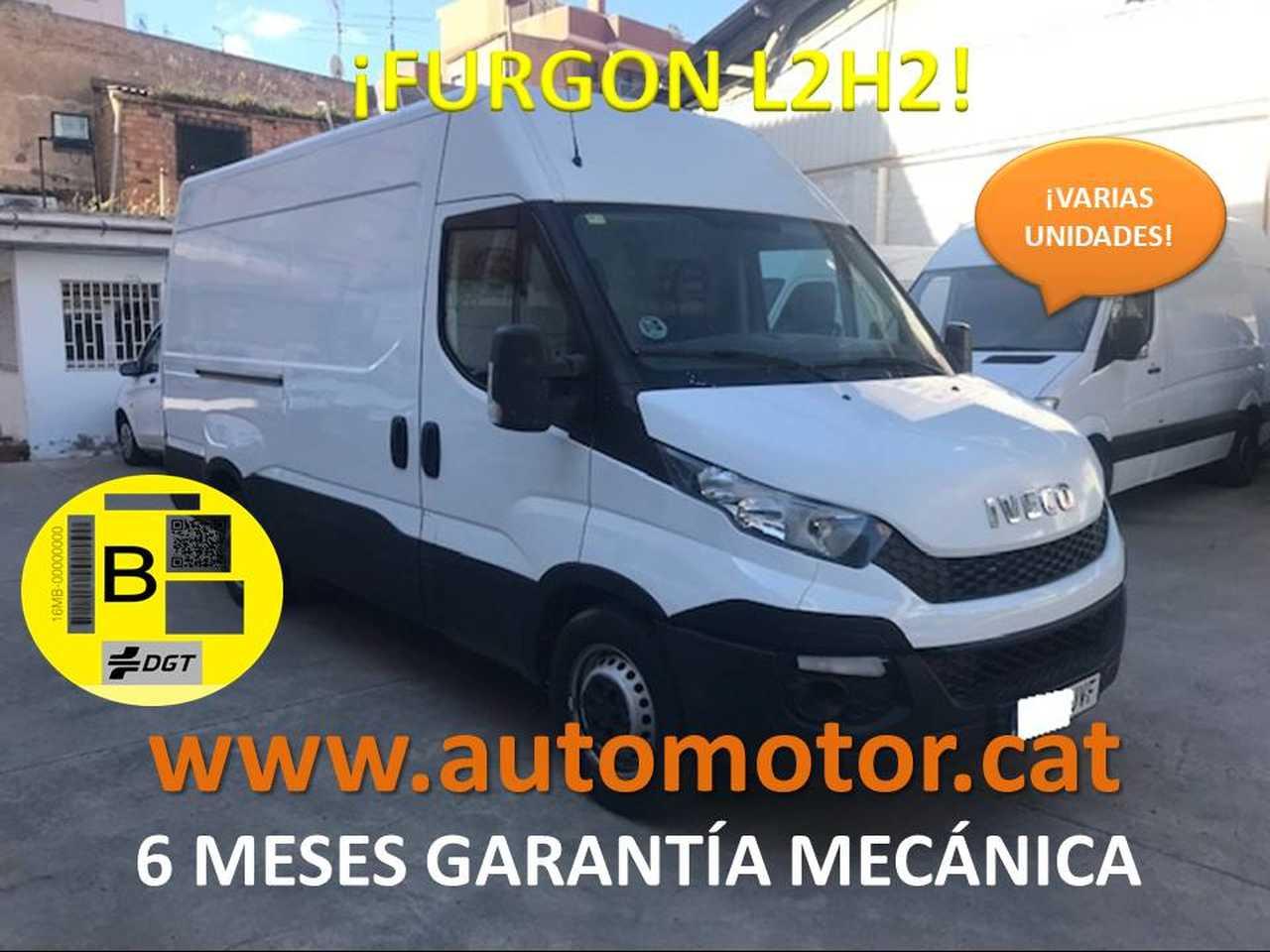 Iveco Daily Furgón 35S11 L2H2 12.0 - GARANTIA MECANICA  - Foto 1