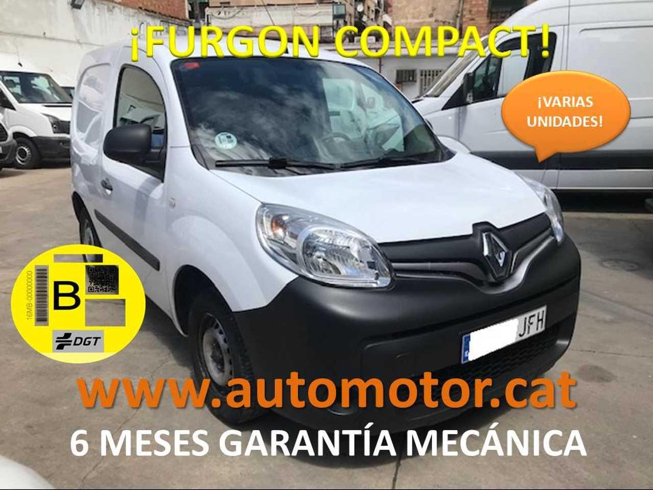 Renault Kangoo Fg. Compact 1.5dCi Prof. 75 E5 Profesional - GARANTIA MECANICA  - Foto 1