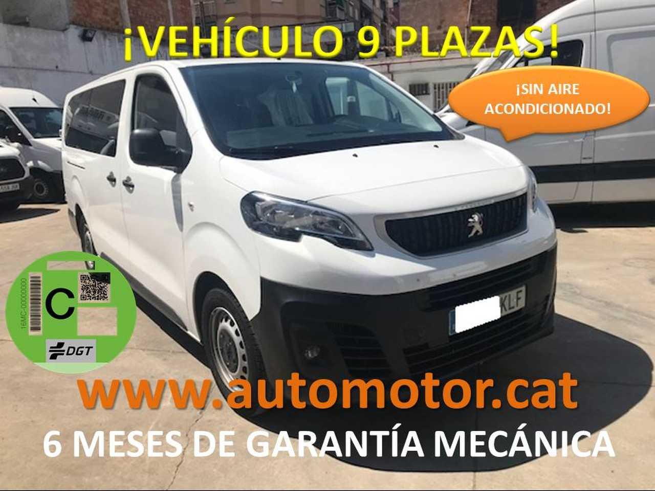 Peugeot Expert Combi Long 1.6BlueHDi S&S 120 - GARANTIA MECANICA  - Foto 1