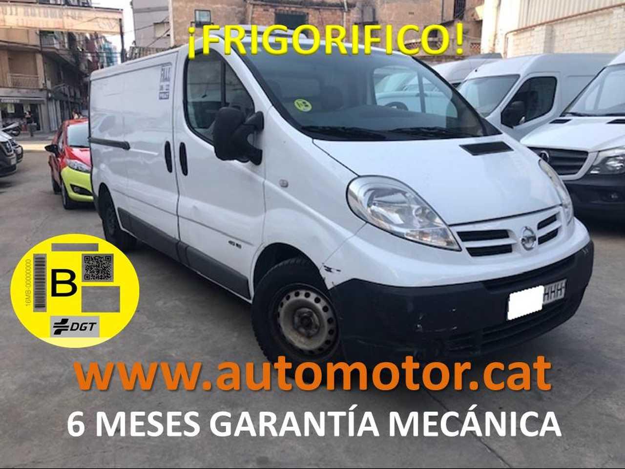 Nissan Primastar Fg. L2H1 2.0dCi 115 - GARANTIA MECANICA  - Foto 1
