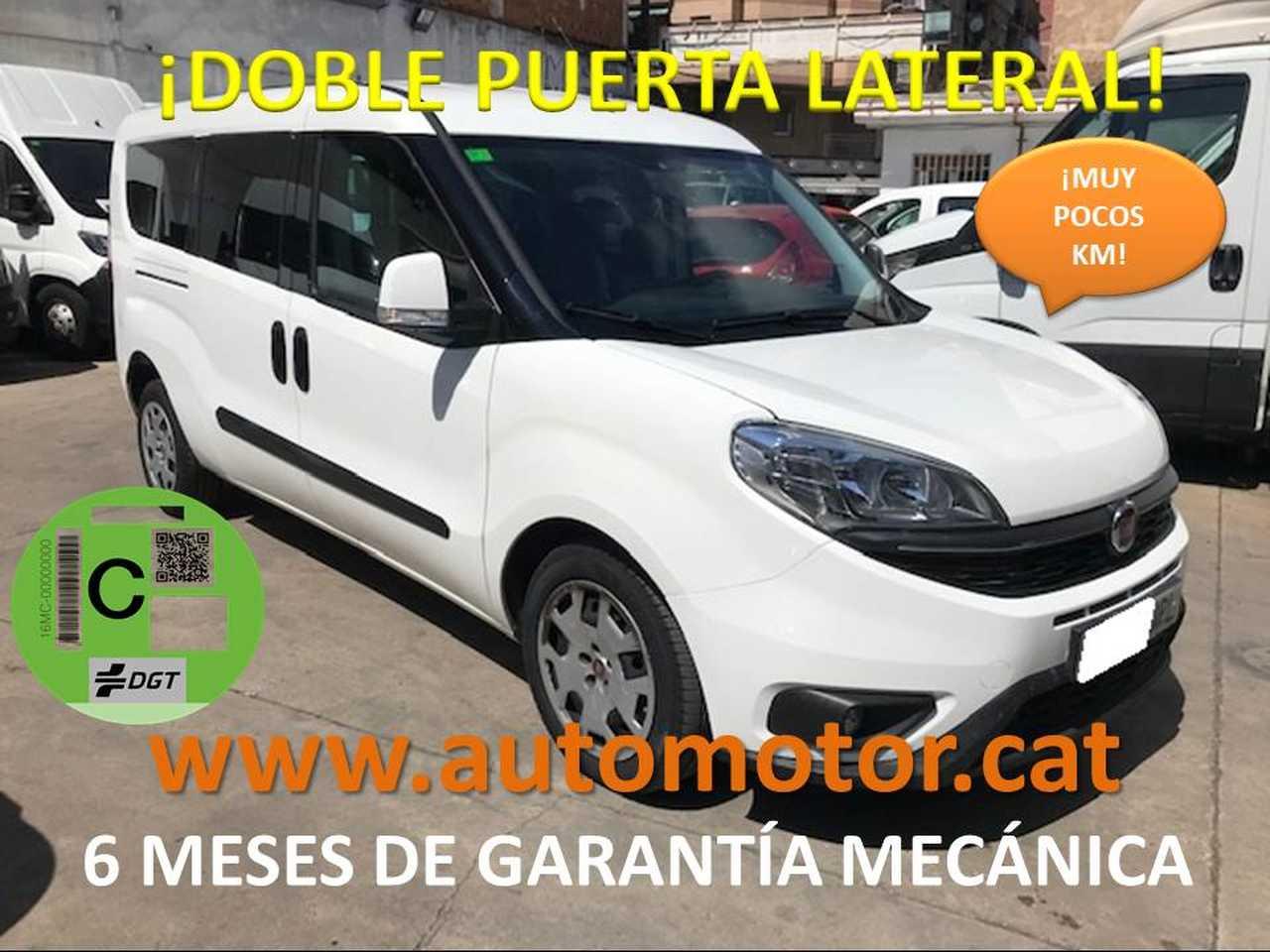 Fiat Doblo Panorama 1.6Mjt L Lounge - GARANTIA MECANICA  - Foto 1