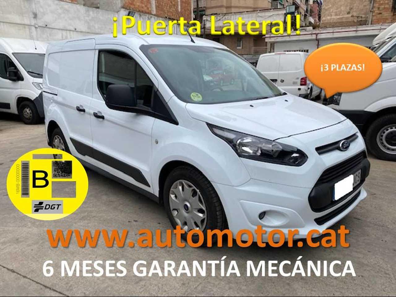 Ford Transit Connect FT 200 Van L1 Trend 75 - GARANTIA MECANICA  - Foto 1