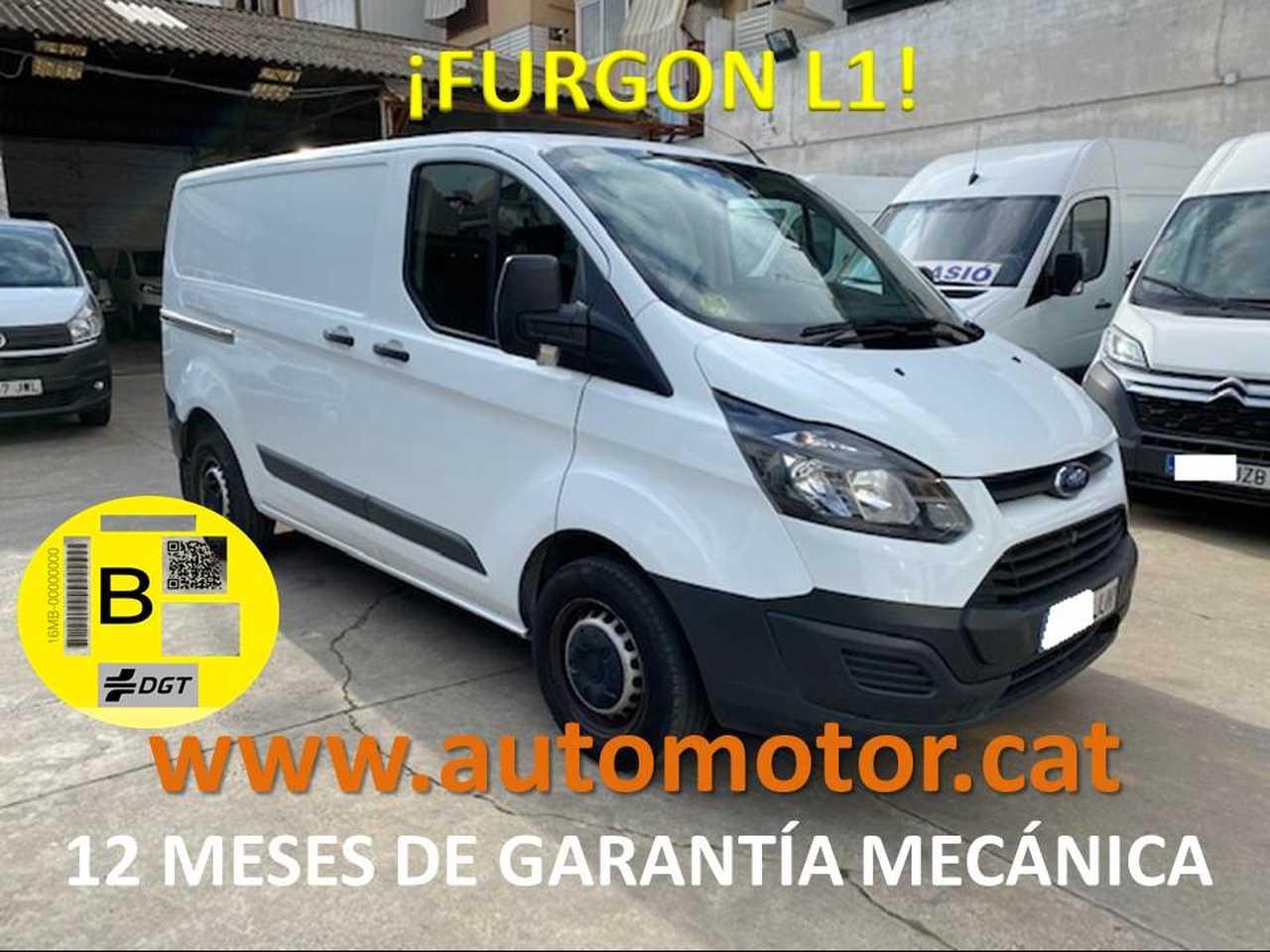 Ford Transit Custom FT 250 L1 Ambiente 100 - GARANTIA MECANICA  - Foto 1