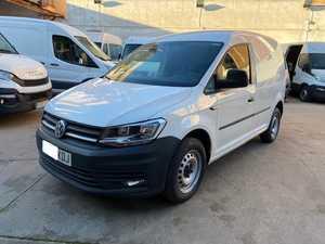 Volkswagen Caddy Furgón 2.0TDI 55kW - GARANTIA MECANICA  - Foto 3