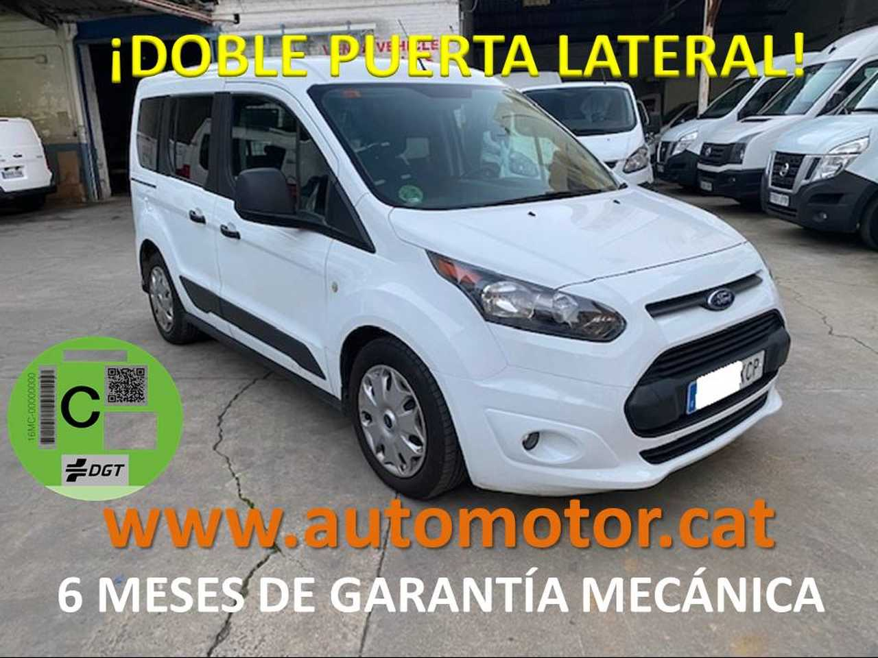 Ford Connect Kombi FT 220 Kombi B. Corta L1 Trend 100 - GARANTIA MECANICA  - Foto 1