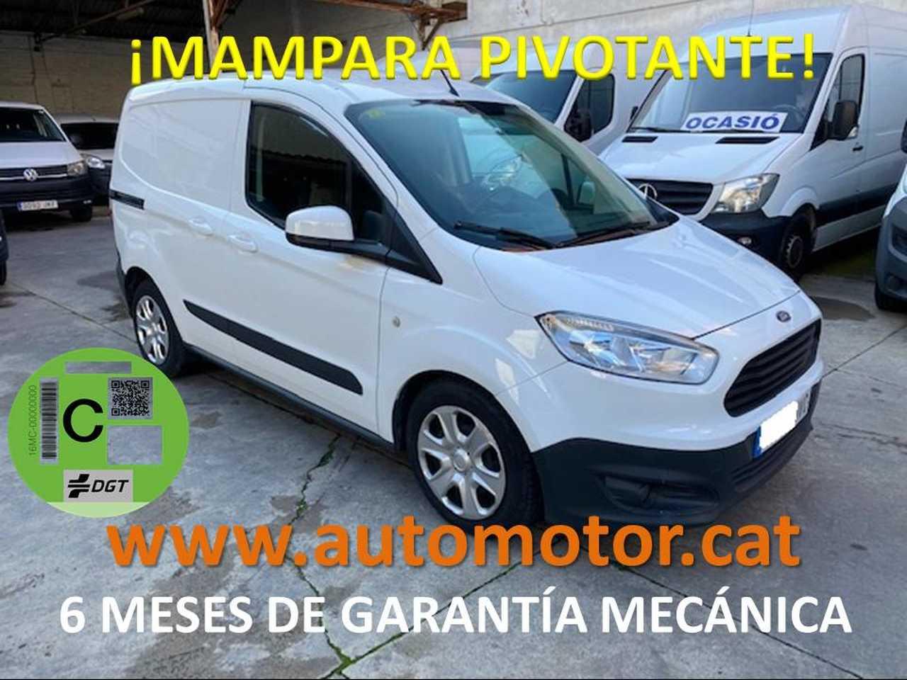 Ford Transit Courier Van 1.5TDCi Trend 95CV - GARANTIA MECANICA  - Foto 1