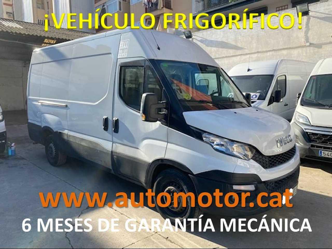 Iveco Daily Furgón 35S15 L2H2 FRIGORIFICO - GARANTIA FABRICA  - Foto 1