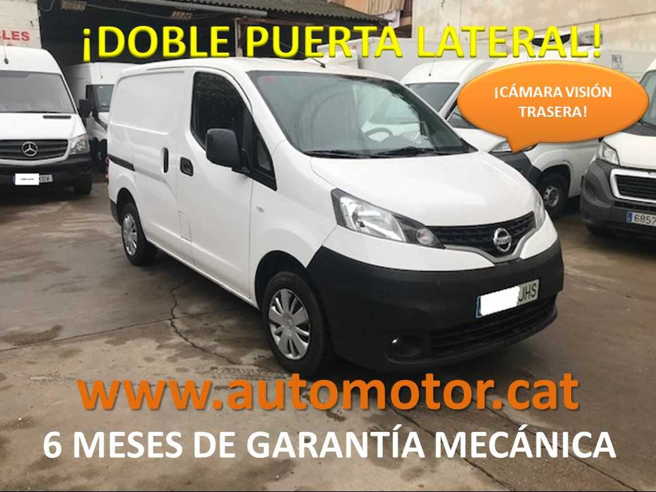 Nissan NV200 Furgón 1.5dCi Comfort 90 - GARANTIA MECANICA  - Foto 1