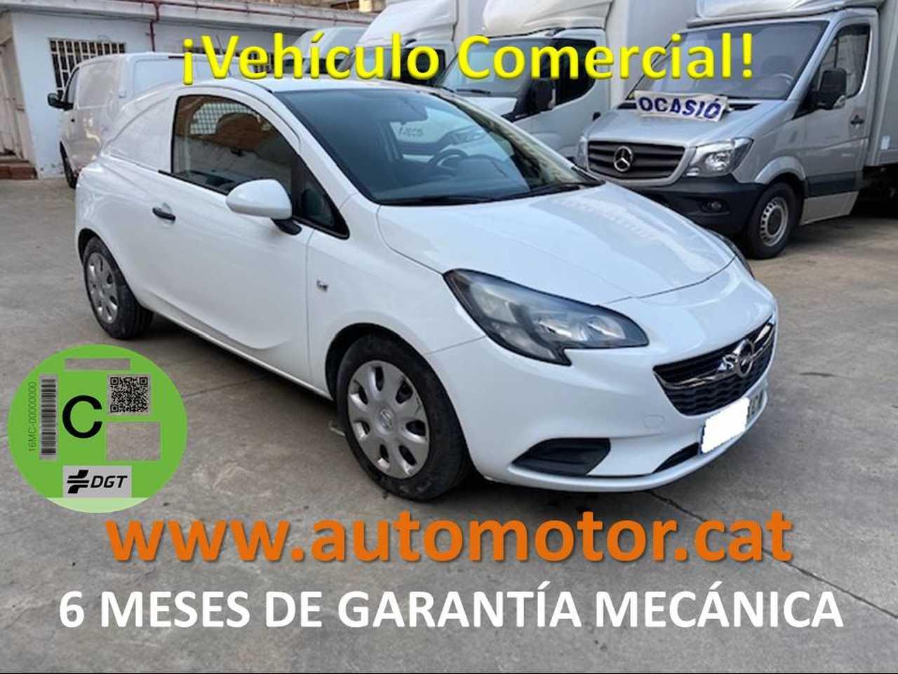 Opel Corsa Van 1.3CDTI Expression 75 - GARANTIA MECANICA  - Foto 1