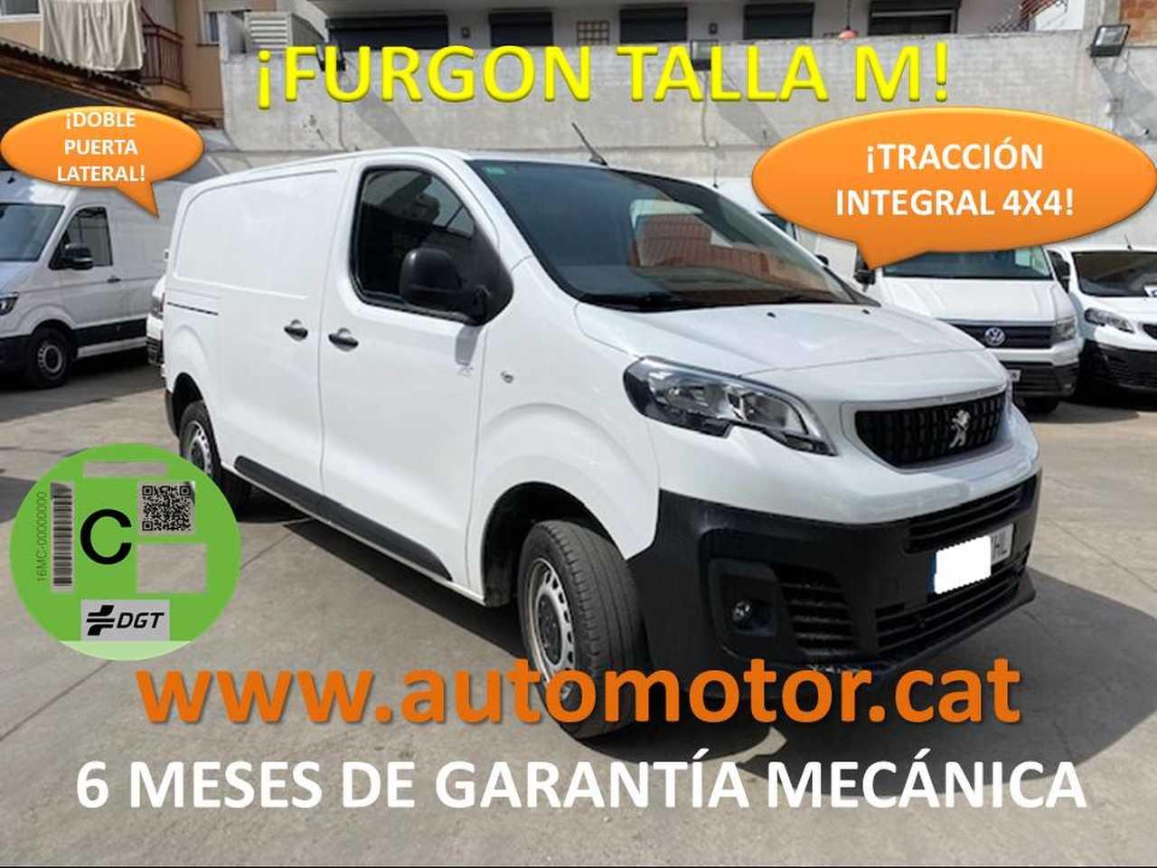 Peugeot Expert Fg. Standard 1.6BlueHDi S&S Pro 115 - GARANTIA MECANICA  - Foto 1