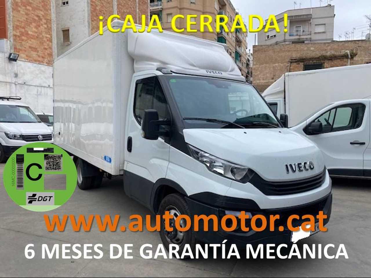 Iveco Daily Furgón 35C14 - GARANTIA MECANICA  - Foto 1