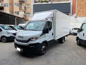 Iveco Daily Chasis Cabina 35C16 3750 160 - GARANTIA MECANICA  - Foto 3