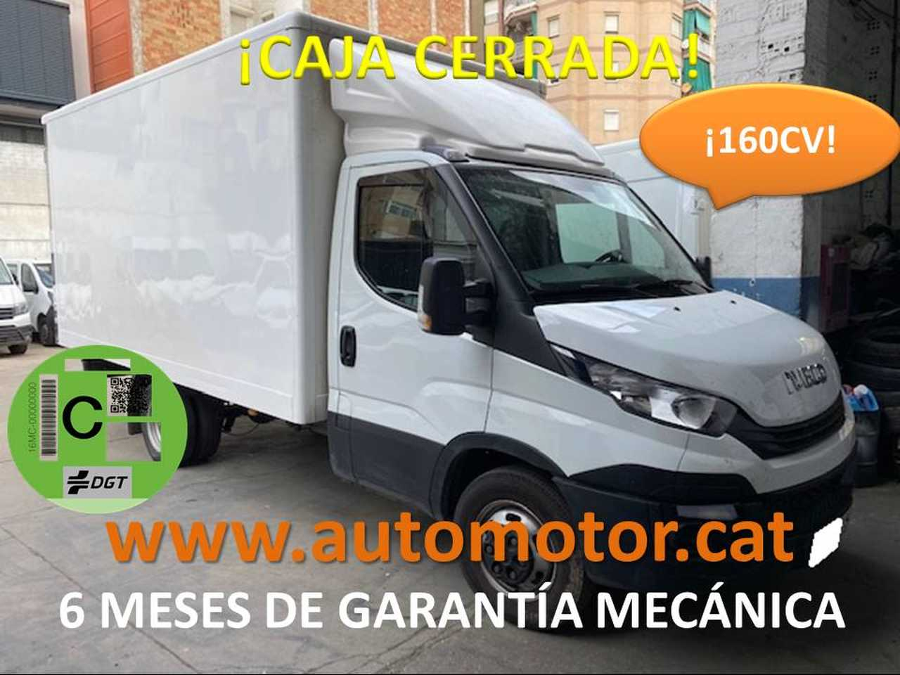 Iveco Daily Chasis Cabina 35C16 3750 160 - GARANTIA MECANICA  - Foto 1