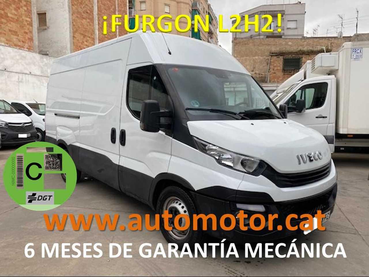 Iveco Daily Furgón 35S12 L2H2 - GARANTIA FABRICA  - Foto 1