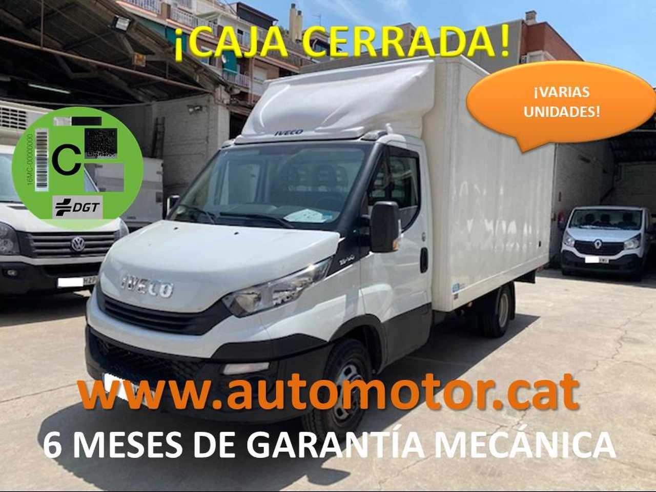 Iveco Daily Chasis Cabina 35C14 3450 136 - GARANTIA MECANICA  - Foto 1