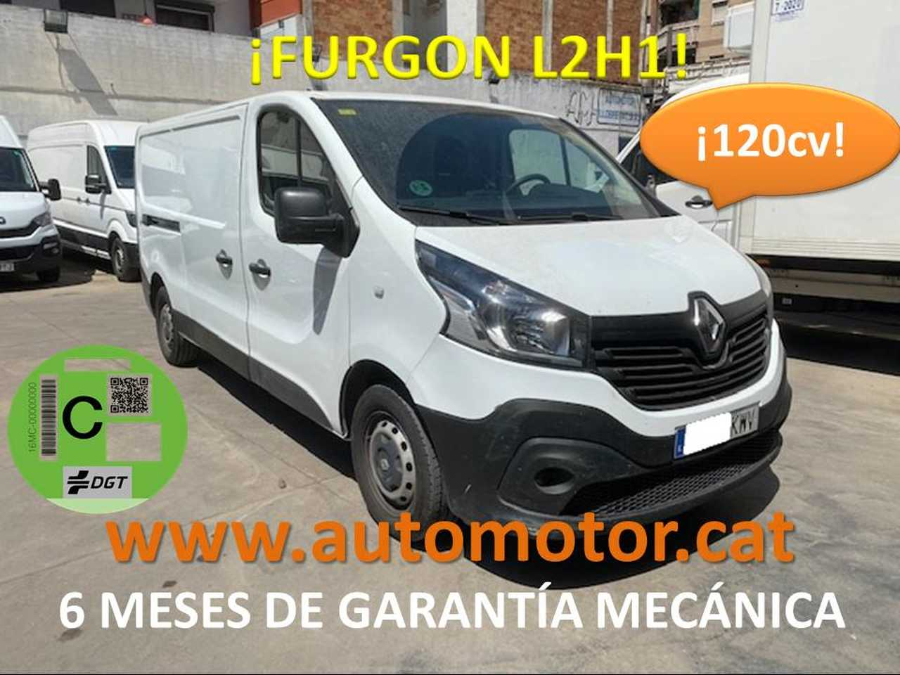 Renault Trafic Furgón 29L2H1 dCi - GARANTIA MECANICA  - Foto 1