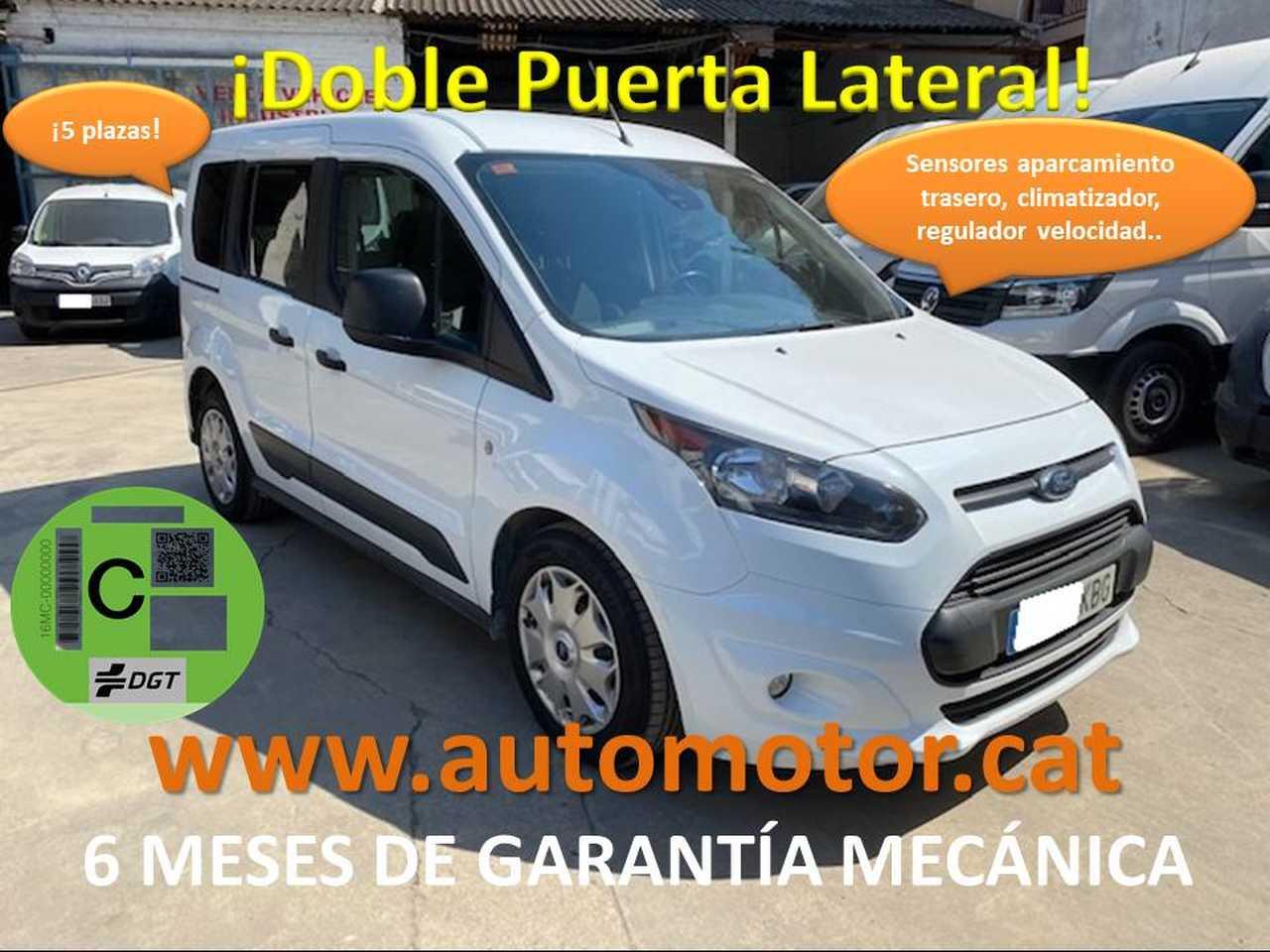 Ford Transit Connect FT 220 Kombi B. Corta L1 Trend 100 M1 - GARANTIA MECANICA  - Foto 1