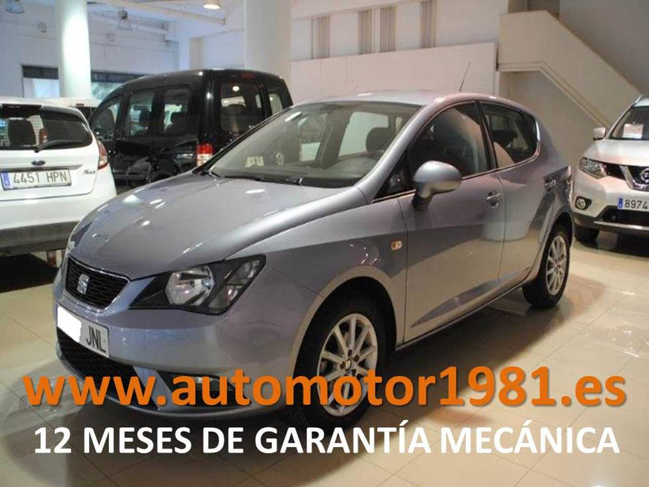 Seat Ibiza 1.4TDI CR S&S Style DSG - 12 MESES GARANTIA MECANICA  - Foto 1