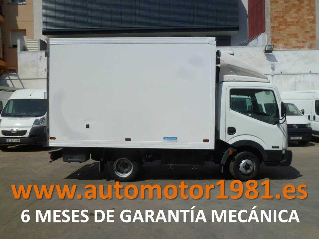 Nissan Cabstar 35.11/2 FRIGORIFICO Cabina Abatible - 6 MESES GARANTIA   - Foto 1