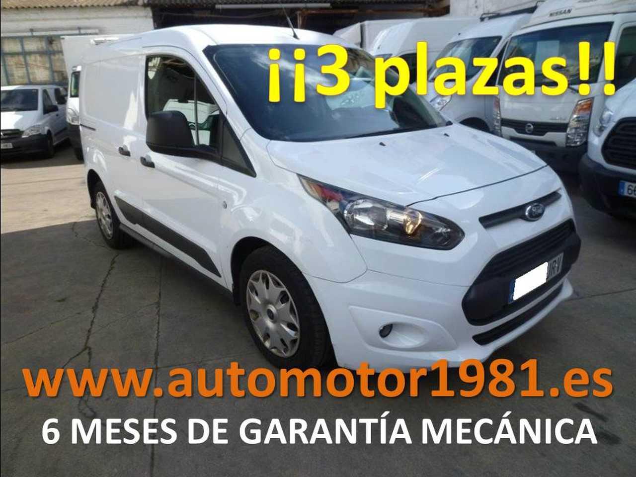 Ford Transit Connect FT 200 Van L1 Ambiente 3 PLAZAS - 6 MESES GARANTIA MECANICA  - Foto 1