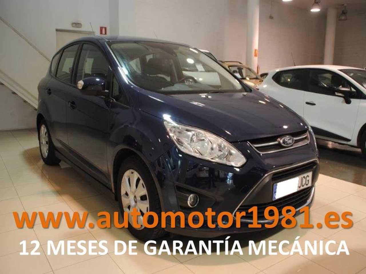 Ford C Max 1.6TDCi Trend Navegador 115 - 12 MESES GARANTIA MECANICA  - Foto 1