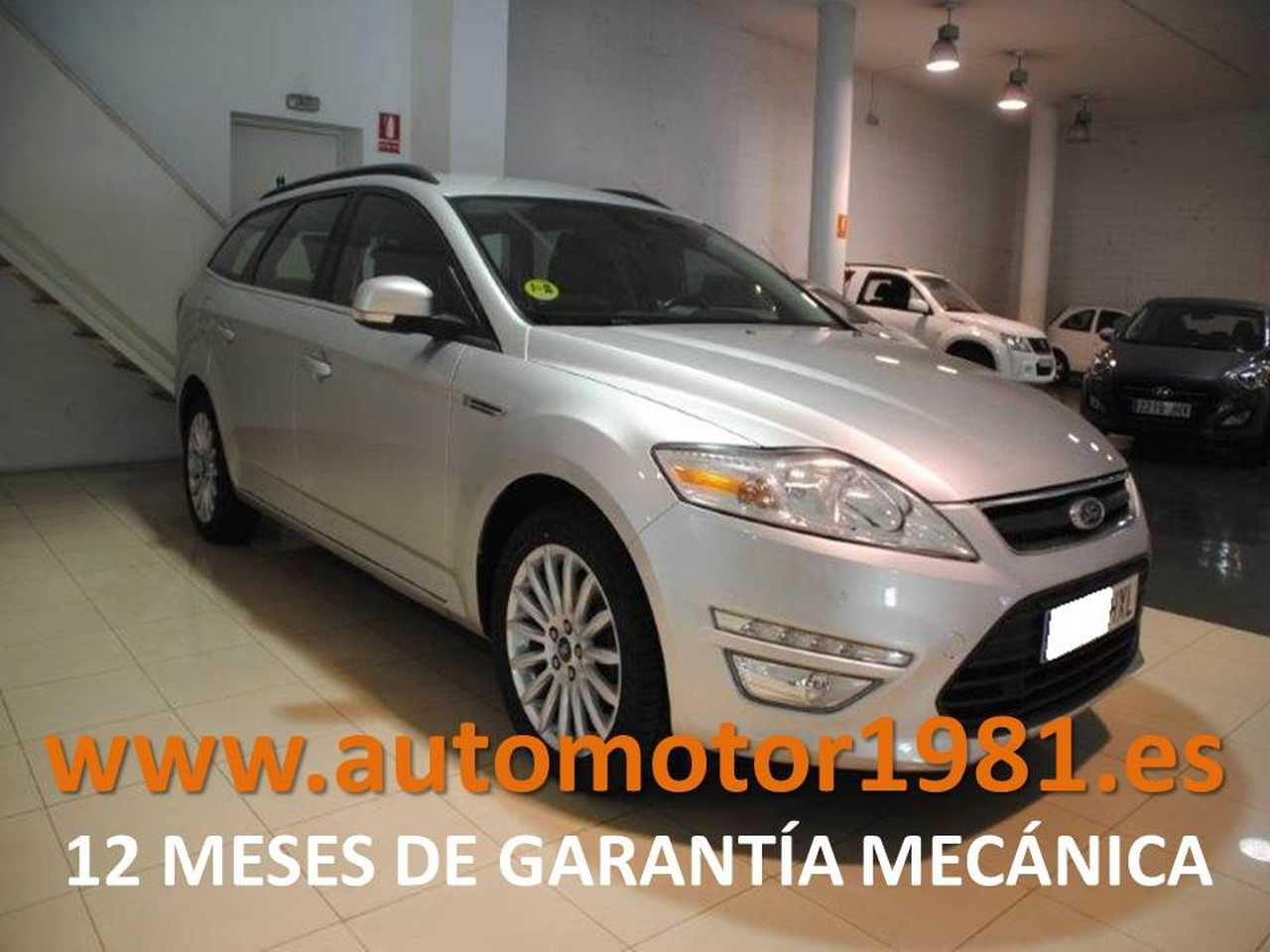 Ford Mondeo SB 1.6TDCi Limited Edition - 12 MESES GARANTIA MECANICA  - Foto 1
