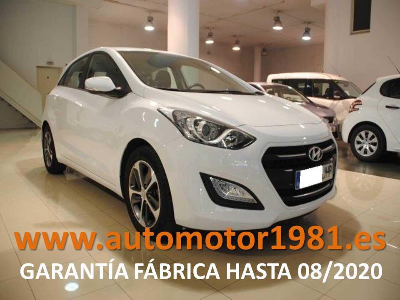 Hyundai i30 1.6CRDi Tecno Aut. - GARANTIA FABRICA 08/2020  - Foto 1