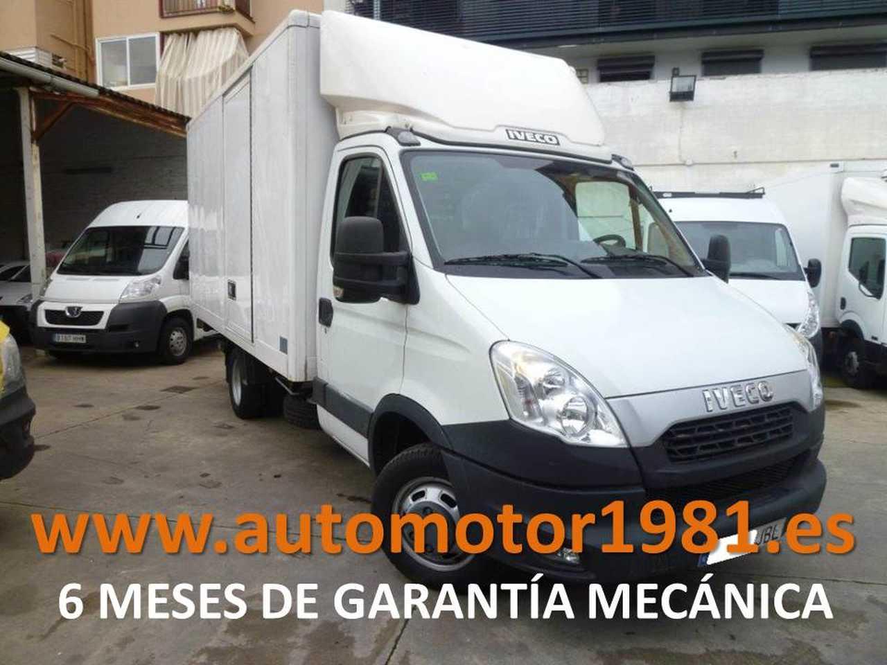 Iveco Daily 35C13 Furgon Puerta Elevadora - 6 MESES GARANTIA MECANICA  - Foto 1