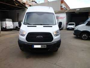 Ford Transit  Furgon FT 350 L2 H3 Van Ambiente 100 - 6 MESES GARANTIA MECANICA  - Foto 2