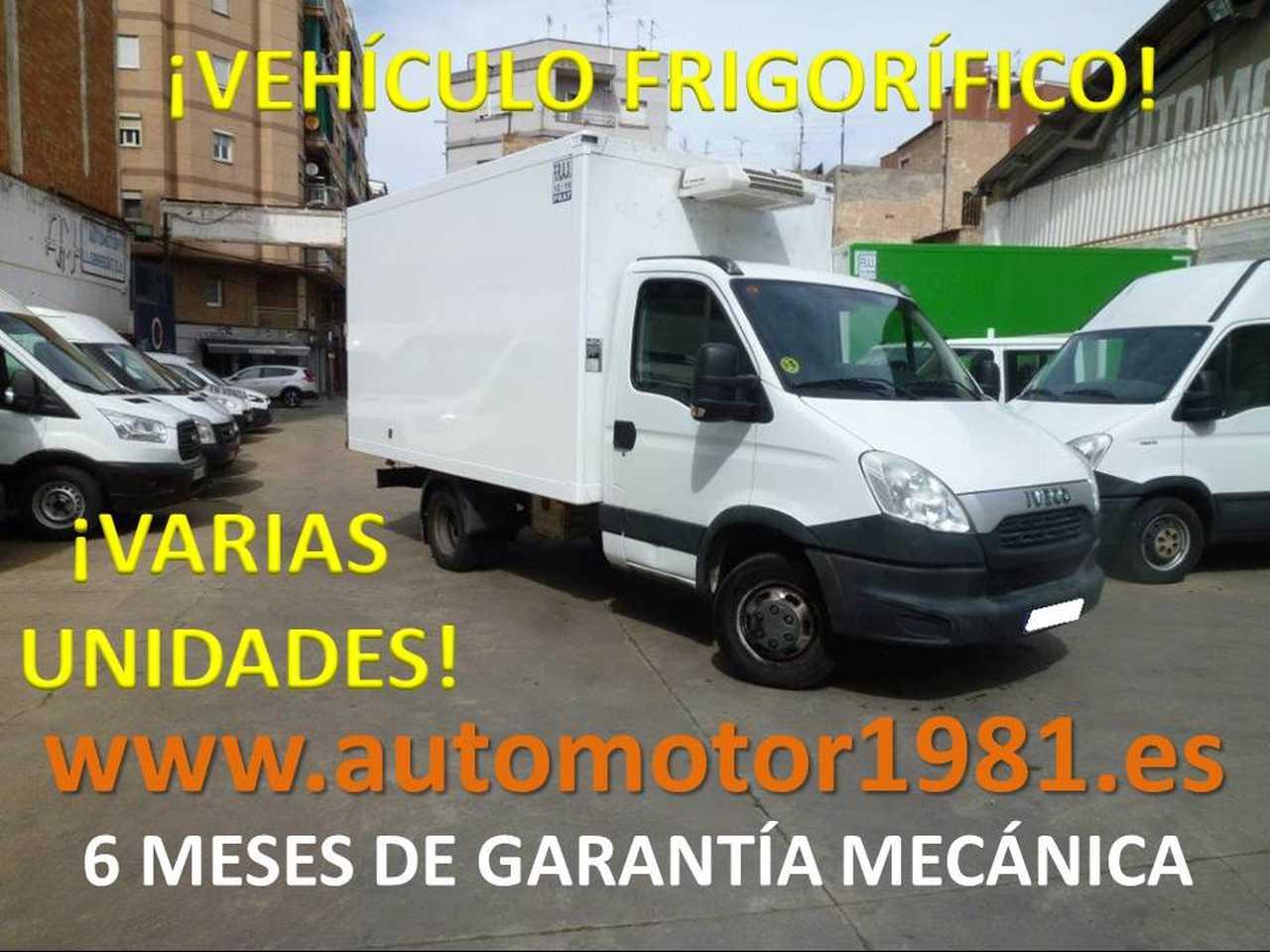 Iveco Daily 35C13 FRIGORIFICO - 6 MESES GARANTIA MECANICA  - Foto 1