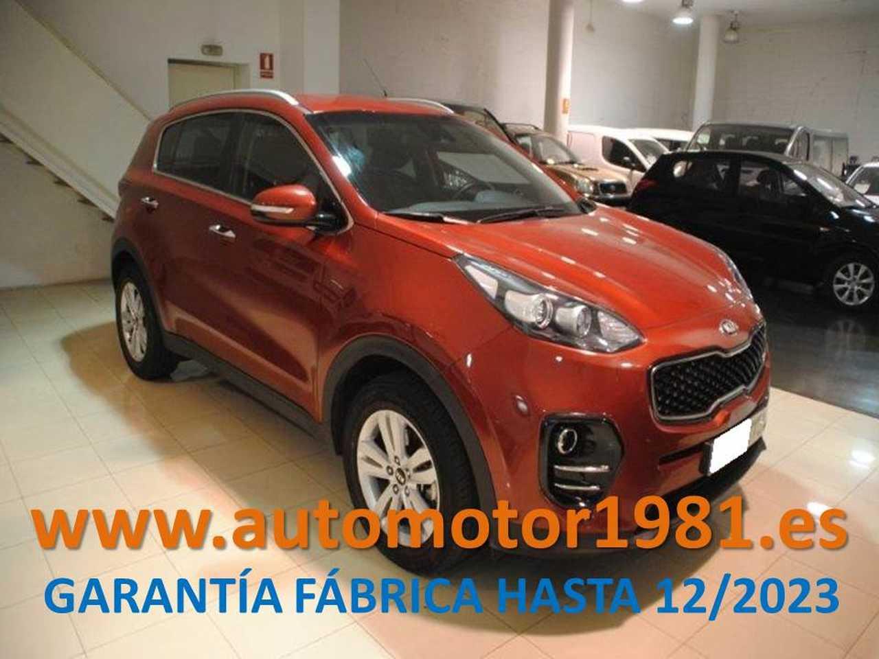 Kia Sportage 1.7CRDi VGT Eco-Dynamics Drive 4x2 - GARANTIA FABRICA 12/2023  - Foto 1