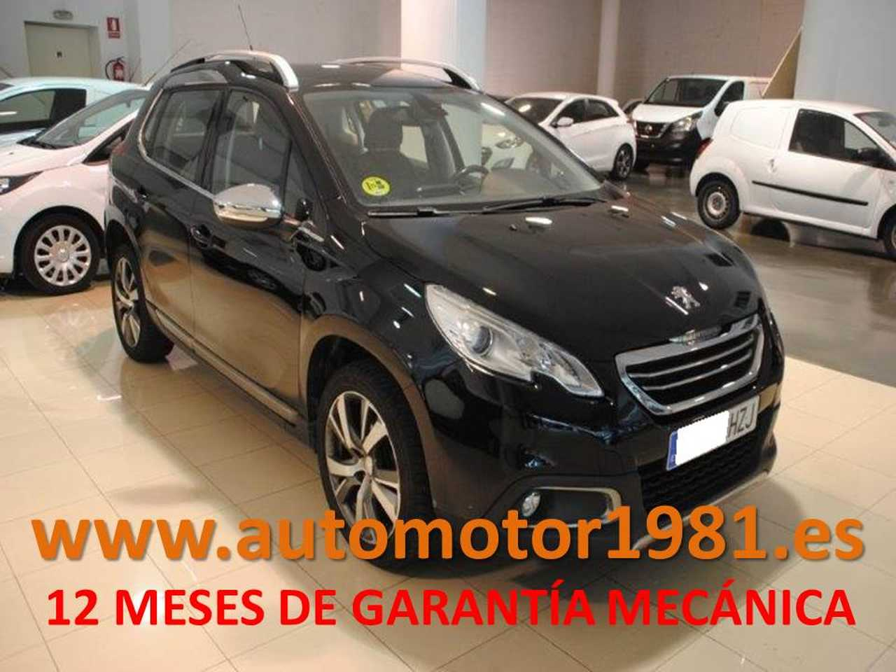 Peugeot 2008 1.6 e-HDI Allure 115 - 12 MESES GARANTIA MECANICA  - Foto 1