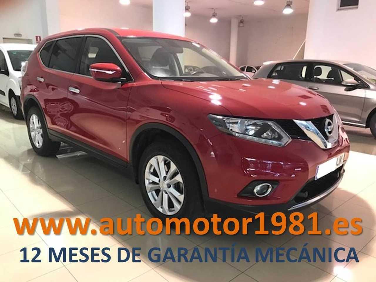 Nissan X-Trail 1.6 dCi Acenta 4x4-i - GARANTIA MECANICA  - Foto 1